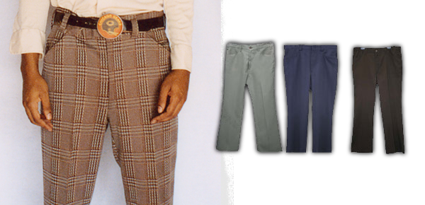 Vintage Polyester Pants