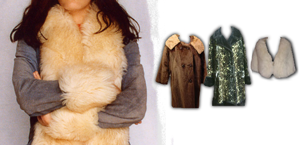 Vintage Wholesale Faux Furr