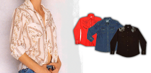 Women's Western Shirts Wholesale