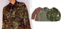 Wholesale vintage military apparel