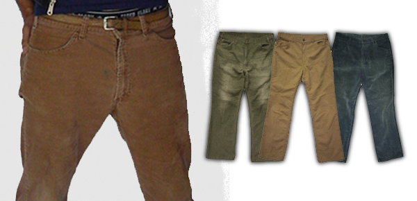 Vintage Cords Pants Wholesale