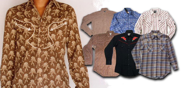 Cowboy Shirts Wholesale